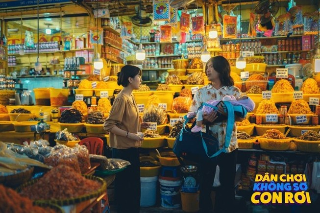 Thu Trang làm nhà sản xuất phim 'Dân chơi không sợ con rơi'