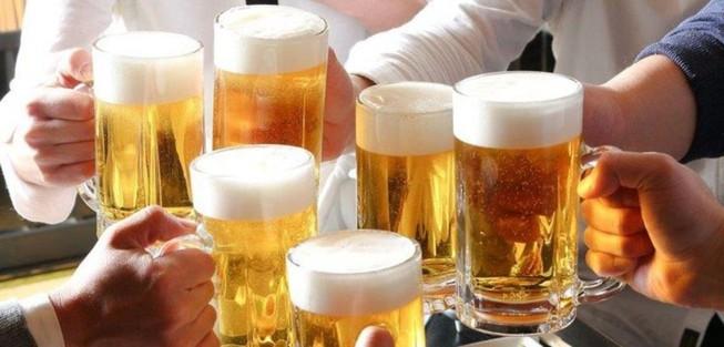 7 địa điểm không được uống rượu bia từ 1-1-2020