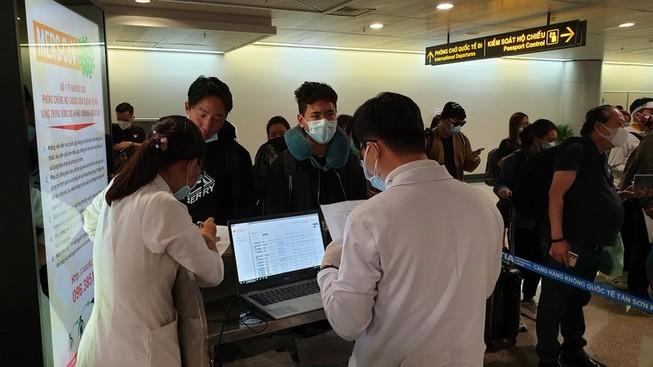Từ ca nhiễm số 61, những lưu ý cho người từ nước ngoài trở về