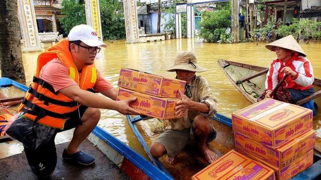 Ngày 18-10: Thêm hơn 75 triệu hỗ trợ cho đồng bào miền Trung