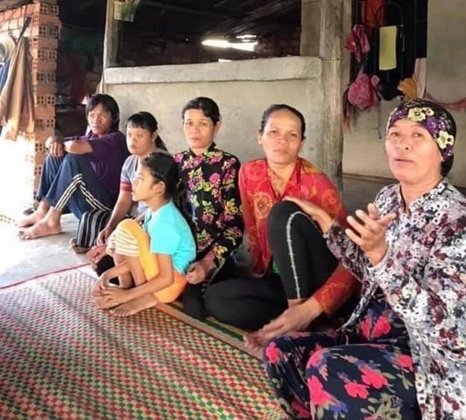 Hơn 40 triệu đồng gửi về giúp gia đình chị Trang du mục