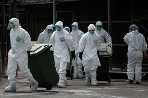 Trung Quốc xác nhận thêm 11 ca nhiễm virus cúm H7N9