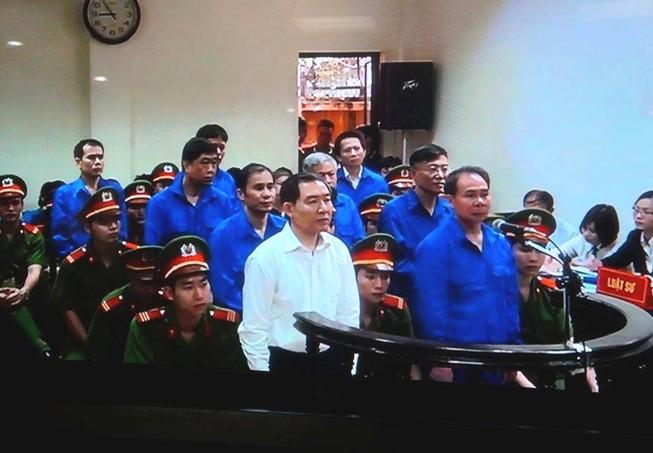 Luật sư của Dương Chí Dũng đề nghị hoãn phiên tòa