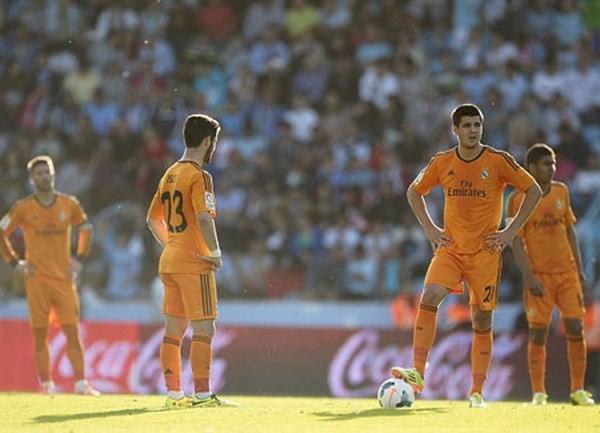 La Liga: Real lại vấp ngã, Atletico đợi chung kết với Barca