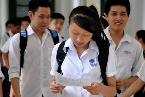 Nhiều tỉnh công bố điểm thi tốt nghiệp sớm