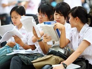 Bắt đầu công bố điểm thi tốt nghiệp THPT