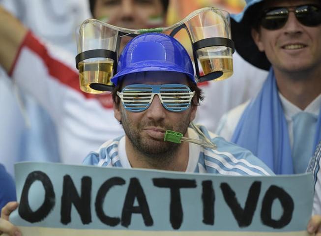 Những kiểu CĐV gây khó chịu ở World Cup