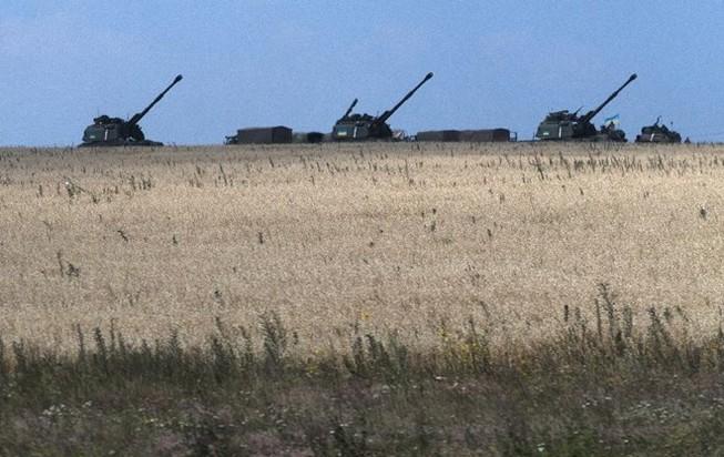 Mỹ định cấp 19 triệu USD để Ukraine dẹp lực lượng ly khai
