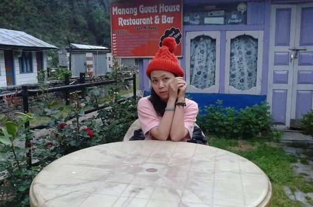 Tường thuật của PV  Cẩm Tú: Khóc ở Nepal