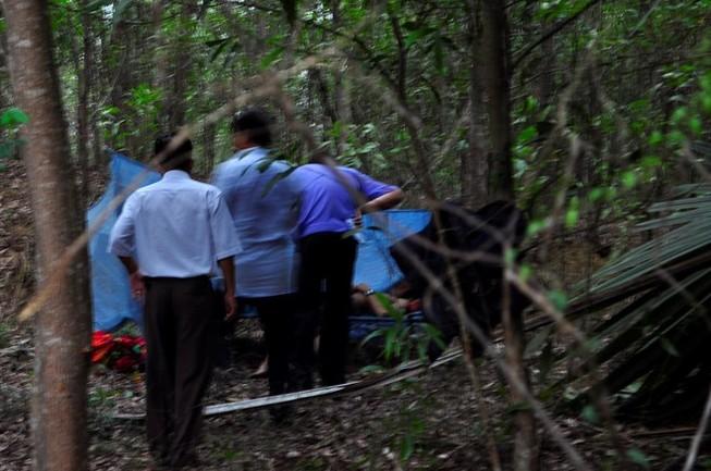 Một phụ nữ bị sát hại dã man ở Bình Phước