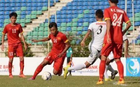 Thắng Myanmar, U19 Việt Nam giành vé tham dự VCK U19 châu Á