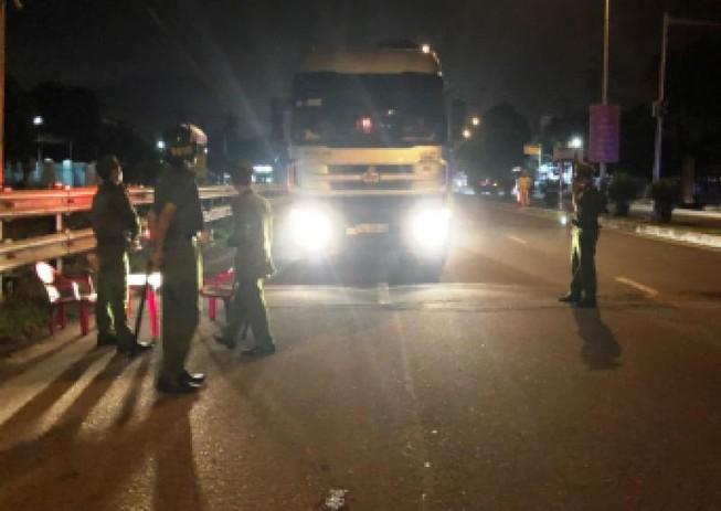 Tài xế container sử dụng ma túy được phát hiện ở Đà Nẵng