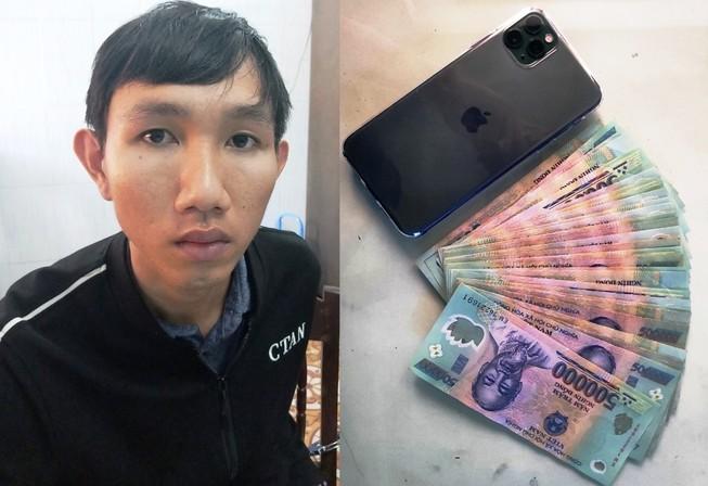 Bắt kẻ chuyên lừa iPhone xịn tại Đà Nẵng
