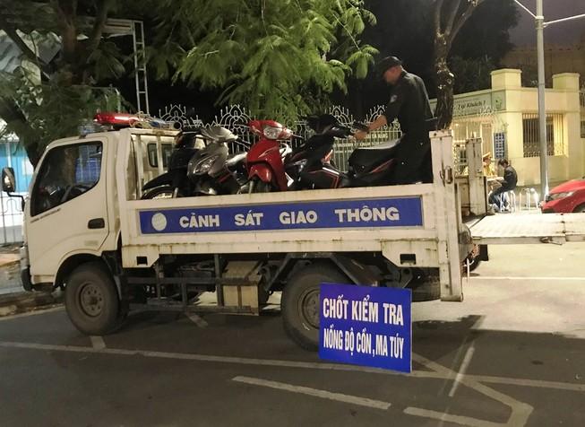 Đà Nẵng: Phạt 2.700 xe theo nghị định mới, thu hơn 3 tỉ đồng
