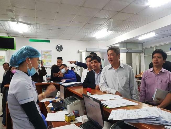 Đà Nẵng muốn được điều trị người nhiễm virus Corona