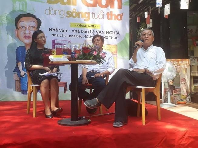 Hai nhà văn báo Tuổi Trẻ nhớ Sài Gòn