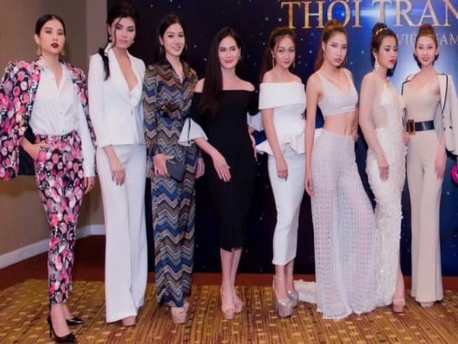 Chị gái Nam Em vào chung kết Người mẫu thời trang VN