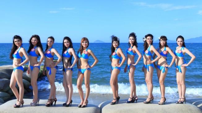 Thanh tra việc tổ chức Hoa hậu biển VN toàn cầu 2018