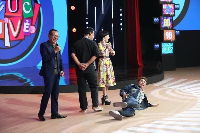 Thị Hến - Thanh Kim Huệ khiến MC Lại Văn Sâm lúng túng