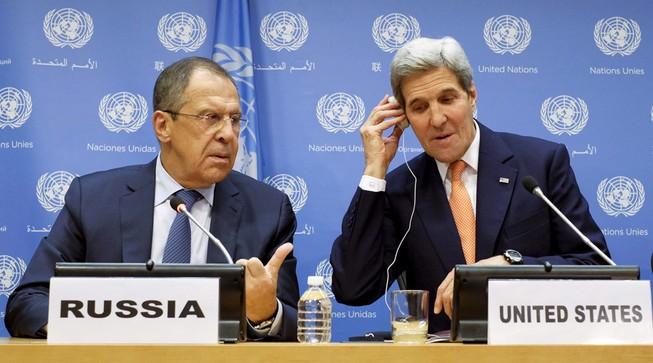 Nga đề xuất với Mỹ kế hoạch chấm dứt nội chiến Syria