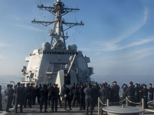 Tướng Mỹ - Trung họp bàn giảm nguy cơ đối đầu ở biển Đông