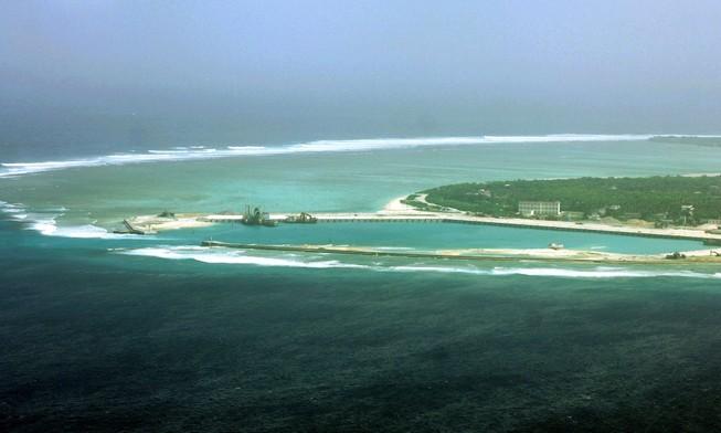 Mỹ: Trung Quốc dùng chiến thuật cưỡng bức trên biển Đông