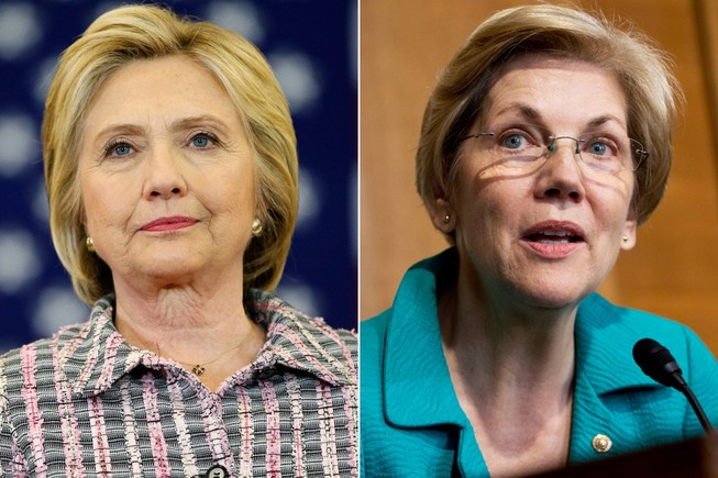 Bà Clinton bắt đầu tìm phó tướng