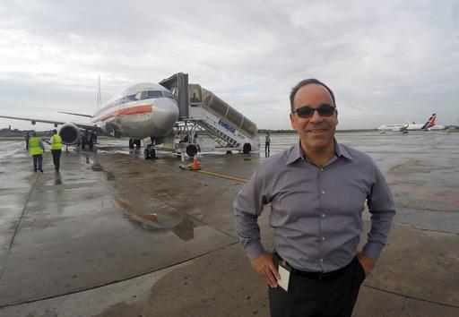 Mỹ khôi phục đường bay sang Cuba