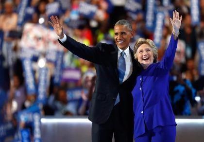 Obama tại đại hội Dân chủ: Không ai thích hợp làm tổng thống hơn Hillary Clinton