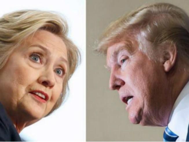 Trump đánh bóng thành tích chính trị cạnh tranh bà Clinton