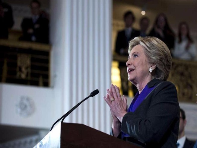 Bà Clinton hơn ông Trump gần 2 triệu phiếu phổ thông
