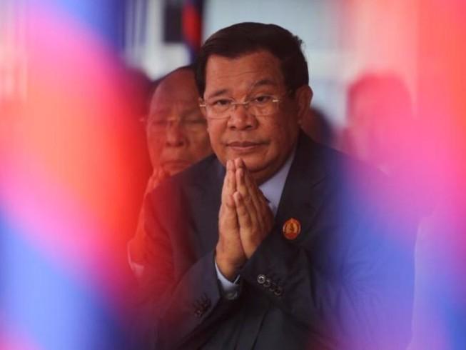 Thủ tướng Hun Sen kiện lãnh đạo đối lập Sam Rainsy