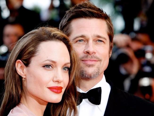 Angelina và Brad về lại bên nhau?