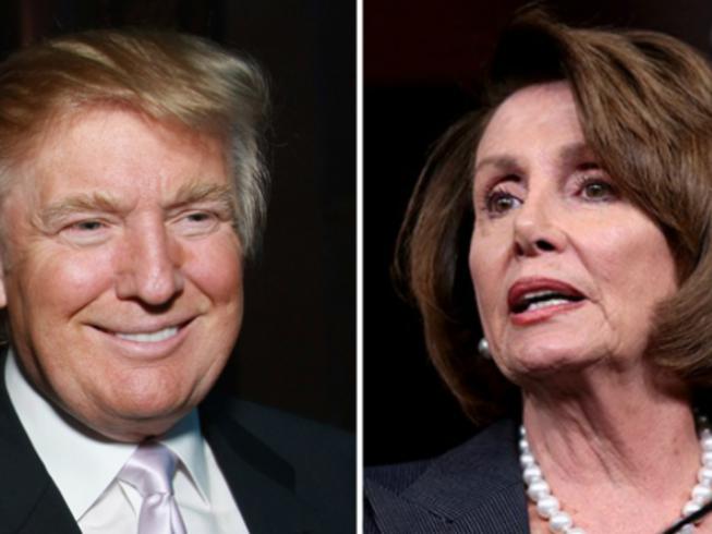 Ông Trump muốn điều tra quan hệ lãnh đạo Dân chủ và Nga