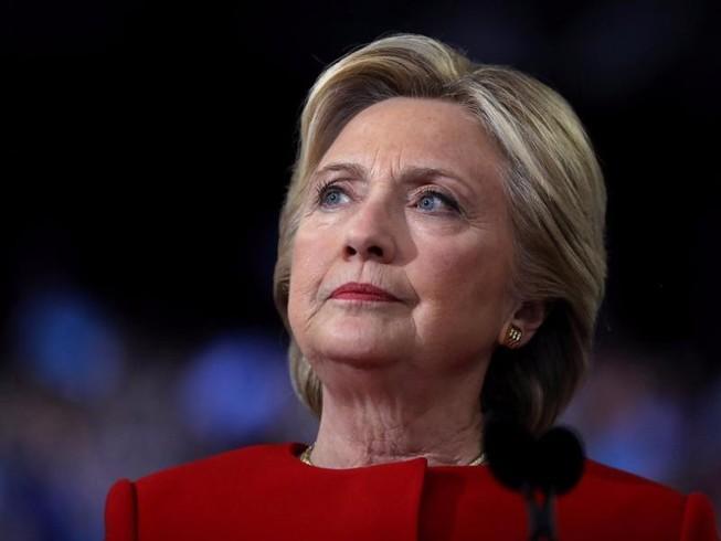 Bà Clinton đang dần lấy lại phong độ