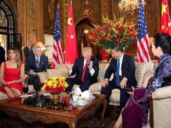 Trump-Tập ăn tối, bình yên trước bão giông?