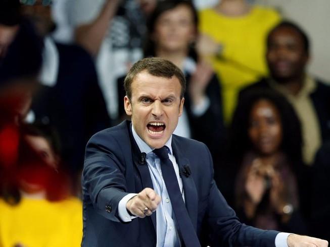 Tổng thống Pháp lần đầu 'thử lửa' với ông Putin