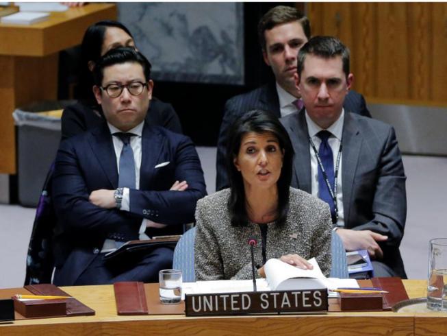 """Mỹ dọa sẽ """"hủy diệt hoàn toàn"""" Triều Tiên"""