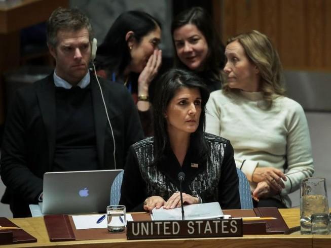 Liên Hiệp Quốc họp về Iran: Mỹ khó xử trước đồng minh