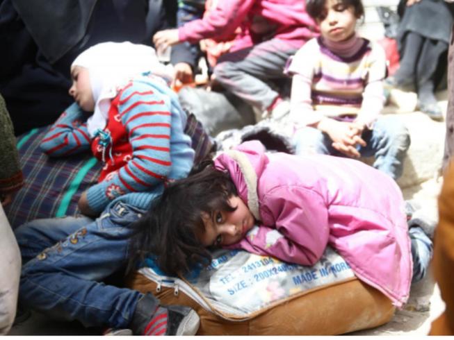 Thêm nhóm nổi dậy bỏ súng, Đông Ghouta sắp thành Aleppo