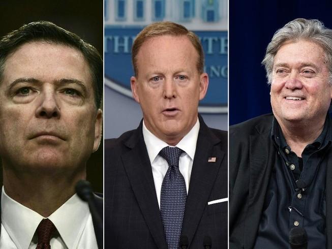 Bao nhiêu người mất chức dưới nhiệm kỳ ông Trump?