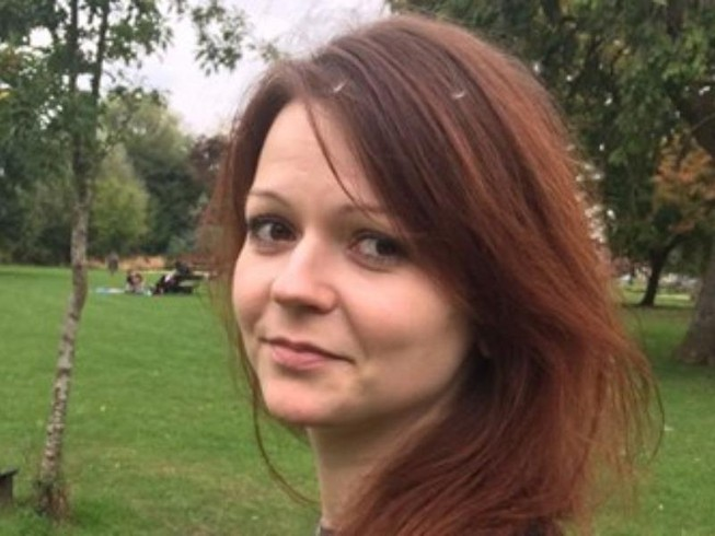 Con gái cựu điệp viên Skripal lên tiếng