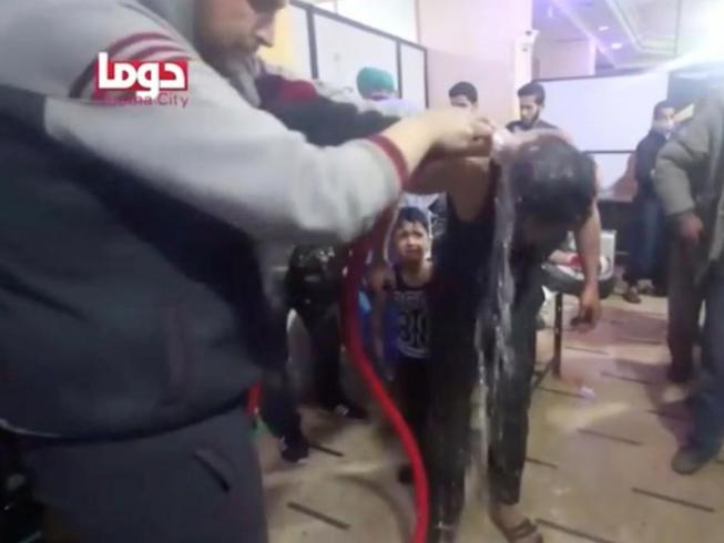 Nga nói vụ tấn công hóa học ở Syria là tin giả