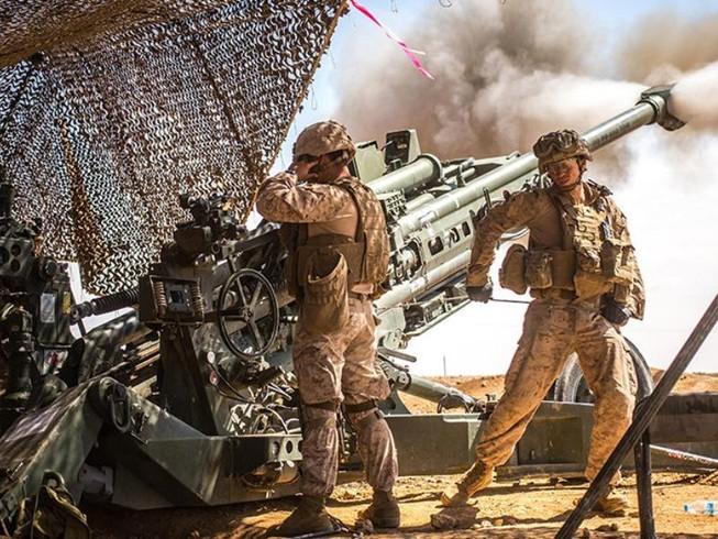 Mỹ sẽ không rút quân khi chưa đạt mục tiêu ở Syria
