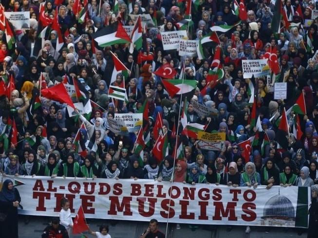 Thổ Nhĩ Kỳ triệu hồi đại sứ ở Mỹ, Israel
