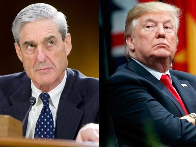 Đội điều tra ông Mueller: Không thể buộc tội ông Trump!