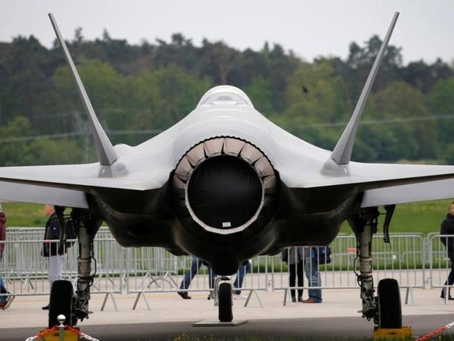 Nghị sĩ Mỹ ra dự luật cấm bán F-35 cho Thổ Nhĩ Kỳ