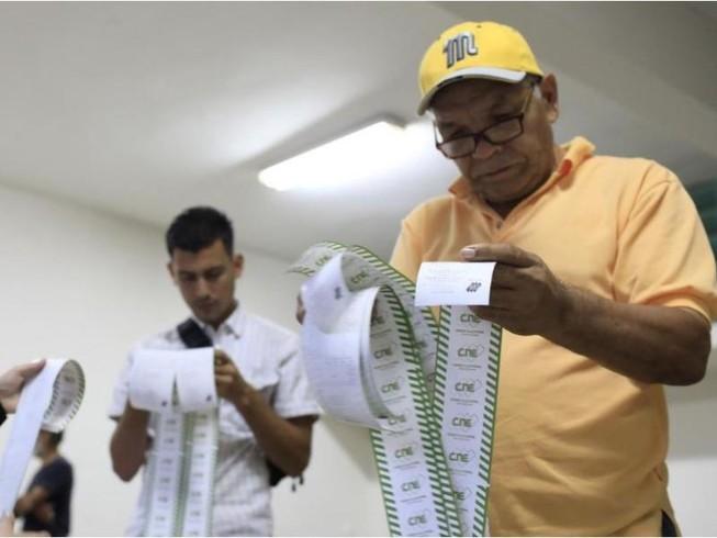 Mỹ sẽ không công nhận kết quả bầu cử ở Venezuela