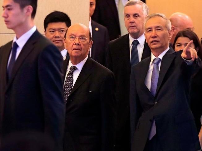 Trung Quốc: Đàm phán vô hiệu nếu Mỹ trừng phạt thương mại