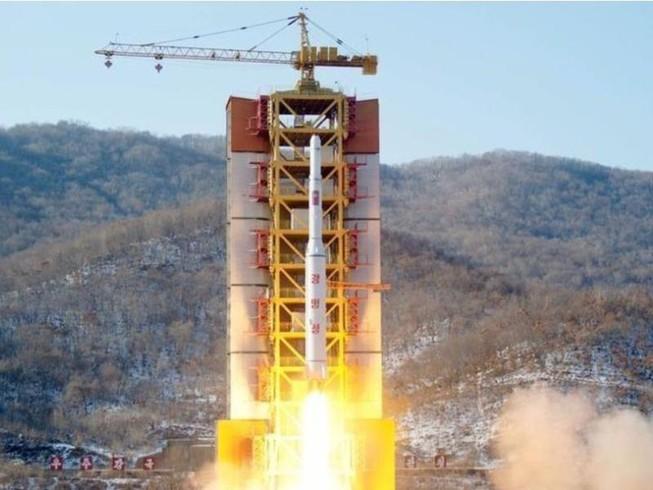 Mỹ xác định được bãi thử tên lửa Triều Tiên nói sẽ hủy